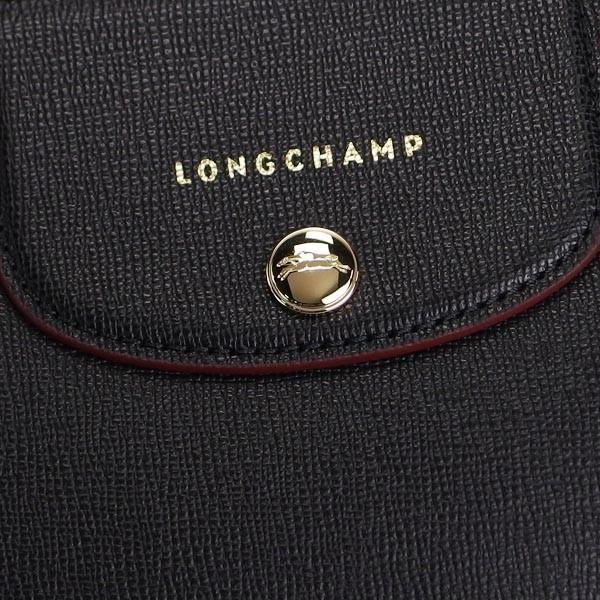 ロンシャン バッグ レディース ハンドバッグ LONGCHAMP 1117813001 LE PLIAGE HERITAGE H BK CHNAV9063