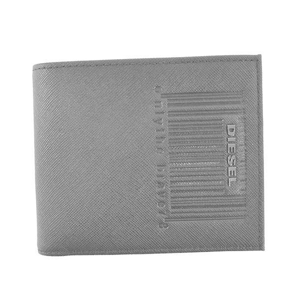 DIESELディーゼル2つ折小銭付き財布メンズ財布X07161/T8013ラッピングCHNAV1042