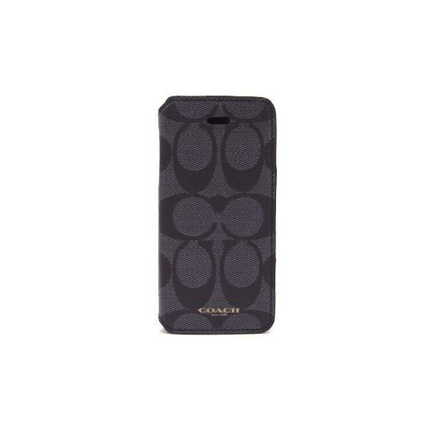 0a516588a30f COACHコーチiPhoneケース メンズ 新作/COACHコーチ・ブリーカー シグネチャー コーテッド キャンバス iPhone 5 ...