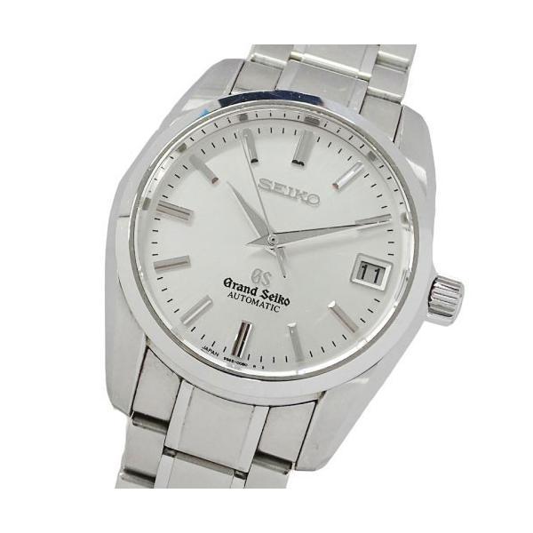 【値下げ交渉歓迎!】グランドセイコー GRAND SEIKO 時計 GS 9S65-00B0 SBGR051 メカニカル 自動巻き AT デイト メンズ 裏スケ