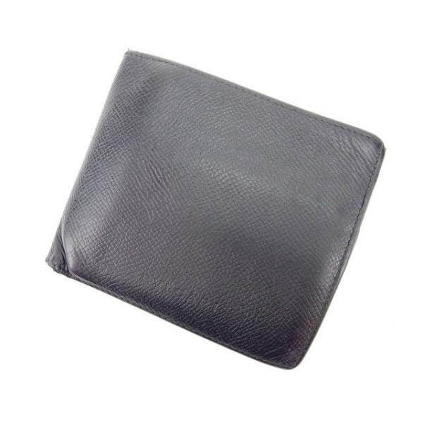 ブルガリ 二つ折り財布 BVLGARI 中古 branddepot-tokyo