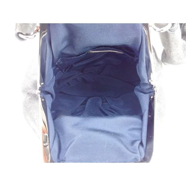ケイト スペード Kate Spade バッグ ハンドバッグ がま口 グレー シルバー レディース  Bag