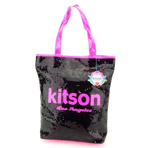 キットソン kitson トートバッグ トート ショルダーバッグ レディース スパンコール 人気