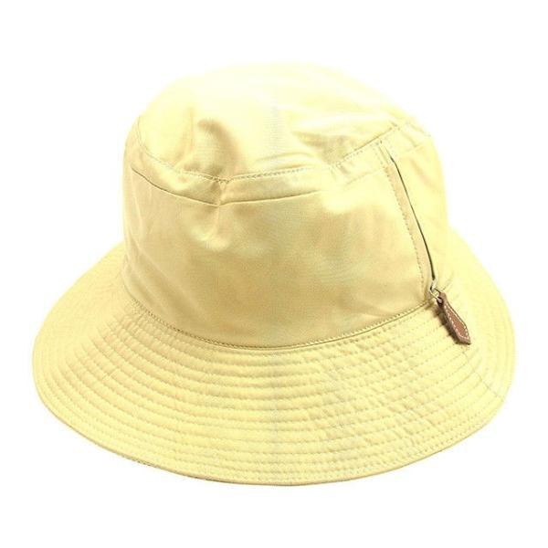 エルメス Hermes 帽子 ベージュ レディース メンズ 中古