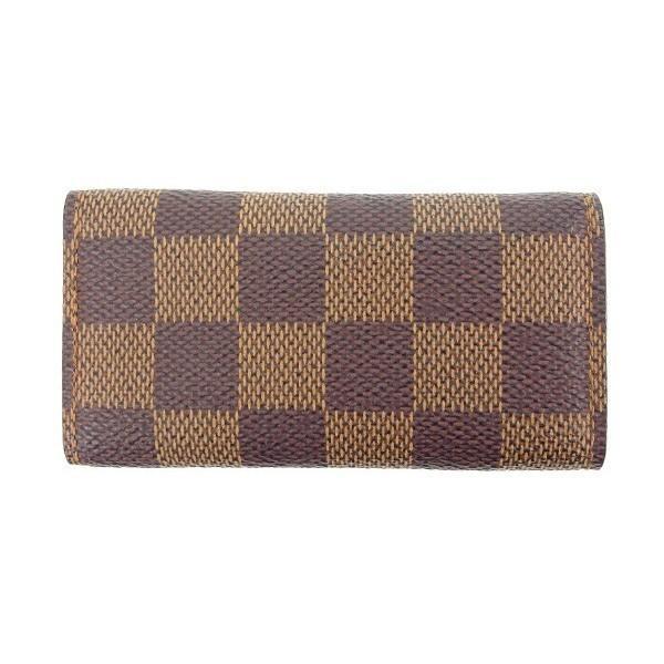 ルイヴィトン Louis Vuitton キーケース レディース ミュルティクレ4 N62631 ダミエ|branddepot-tokyo|02