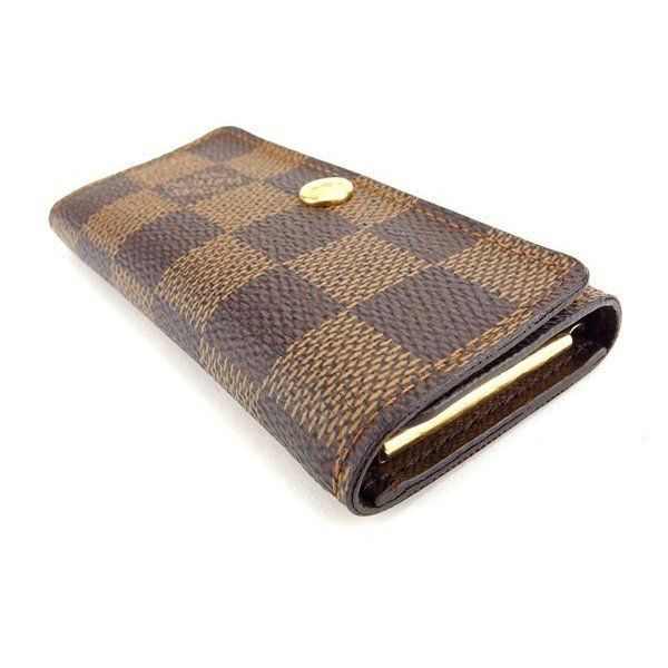 ルイヴィトン Louis Vuitton キーケース レディース ミュルティクレ4 N62631 ダミエ|branddepot-tokyo|04