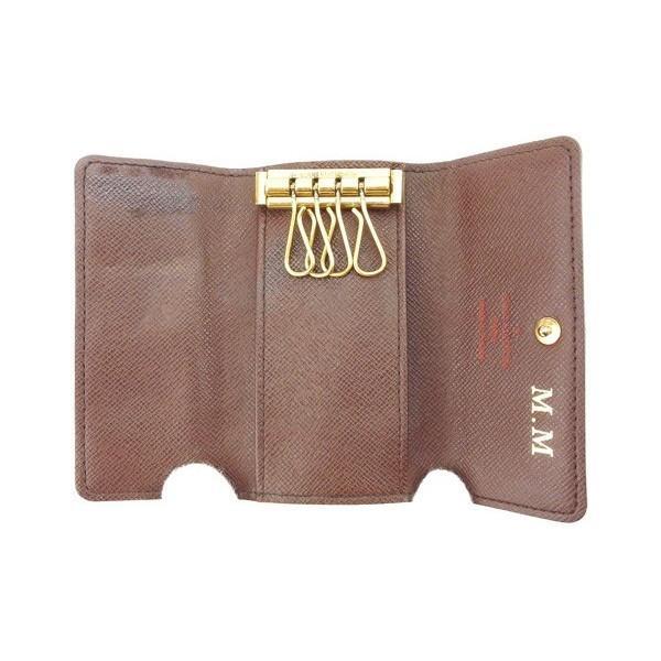 ルイヴィトン Louis Vuitton キーケース レディース ミュルティクレ4 N62631 ダミエ|branddepot-tokyo|05
