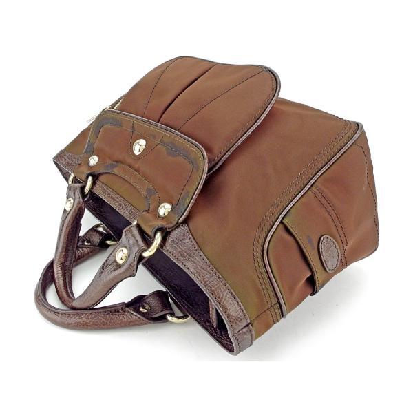 セリーヌ Celine バッグ トートバッグ ブギーバッグ ブラウン ゴールド系 レディース  Bag