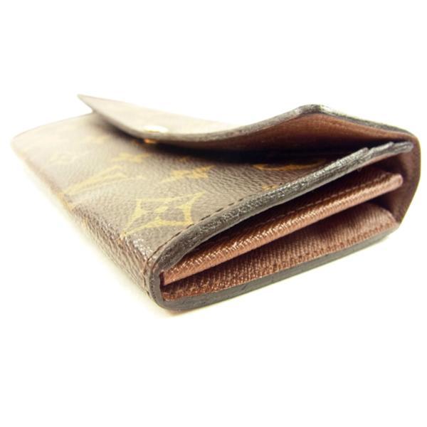 ルイヴィトン Louis Vuitton 財布 長財布 モノグラム ポルトフォイユサラ レディース メンズ 中古|branddepot-tokyo|04