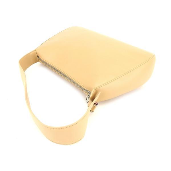 カルティエ Cartier バッグ ショルダーバッグ マストライン ベージュ レディース 中古 Bag
