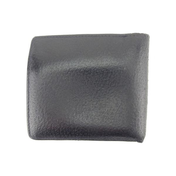 ブルガリ 二つ折り 財布  ロゴ BVLGARI 中古|branddepot-tokyo|02