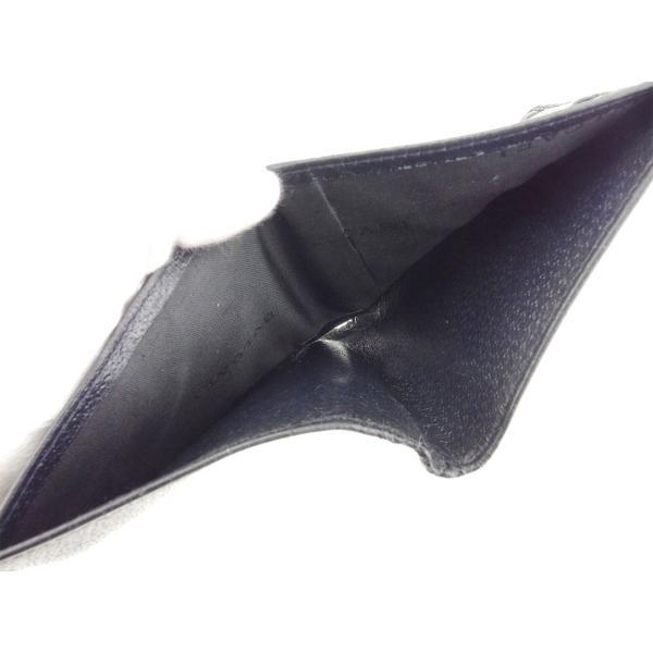 ブルガリ 二つ折り 財布  ロゴ BVLGARI 中古|branddepot-tokyo|06