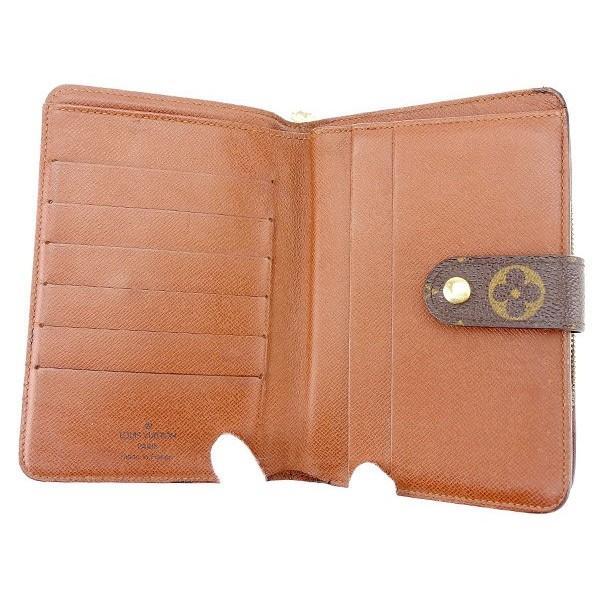 ルイヴィトン Louis Vuitton 財布 二つ折り財布 モノグラム ポルトパピエジップ レディース メンズ 中古|branddepot-tokyo|05
