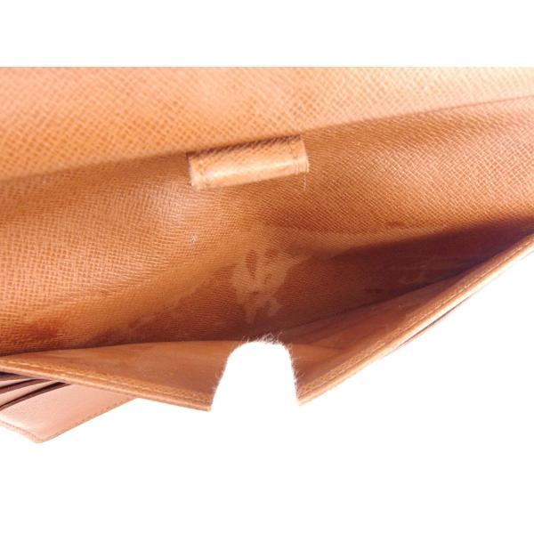 ルイヴィトン Louis Vuitton 財布 長財布 モノグラム ポルトトレゾールインターナショナル レディース メンズ 中古 branddepot-tokyo 08