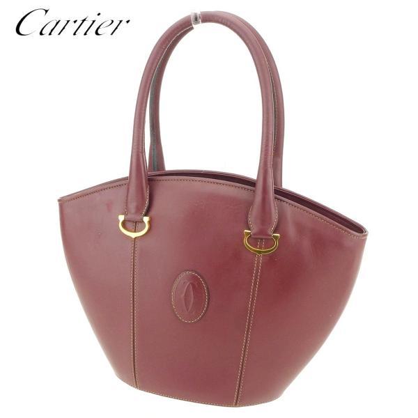 カルティエ Cartier ハンドバッグ レディース マストライン