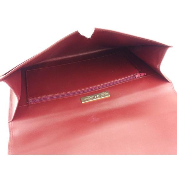 カルティエ Cartier クラッチバッグ セカンドバッグ レディース メンズ マストライン