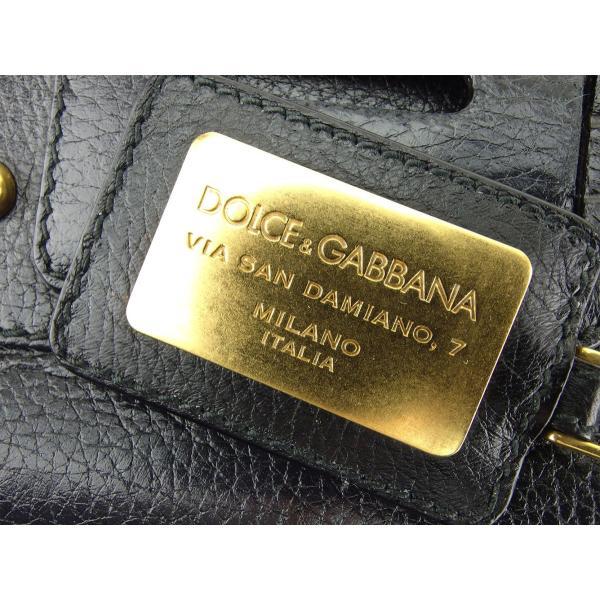 ドルチェ&ガッバーナ DOLCE&GABBANA クラッチバッグ ポーチ レディース メンズ 中古