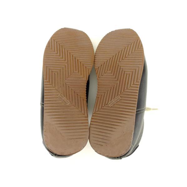 エルメス HERMES スニーカー シューズ 靴 レディース ♯38ハーフ ローカット クイック 中古 branddepot-tokyo 07