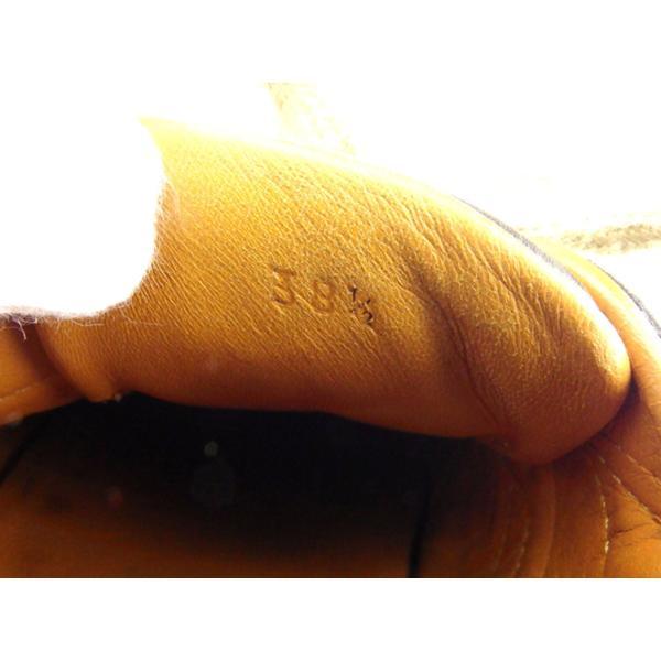 エルメス HERMES スニーカー シューズ 靴 レディース ♯38ハーフ ローカット クイック 中古 branddepot-tokyo 09