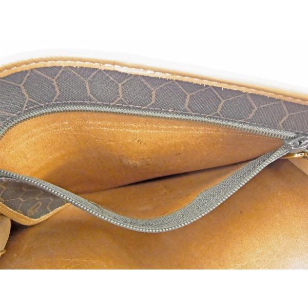 ディオール Dior ショルダーバッグ チェーンショルダー クラッチバッグ レディース ヴィンテージディオール 中古 ヴィンテージ 人気 T9476