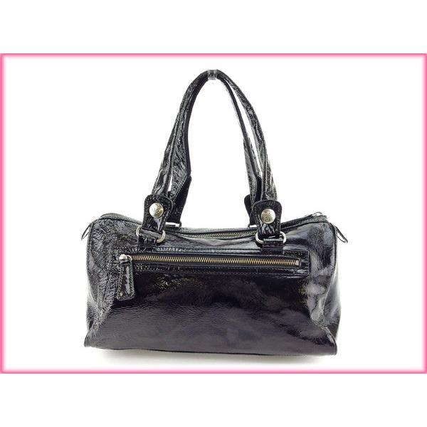 パトリックコックス バッグ ハンドバッグ ブラック レディース  Bag
