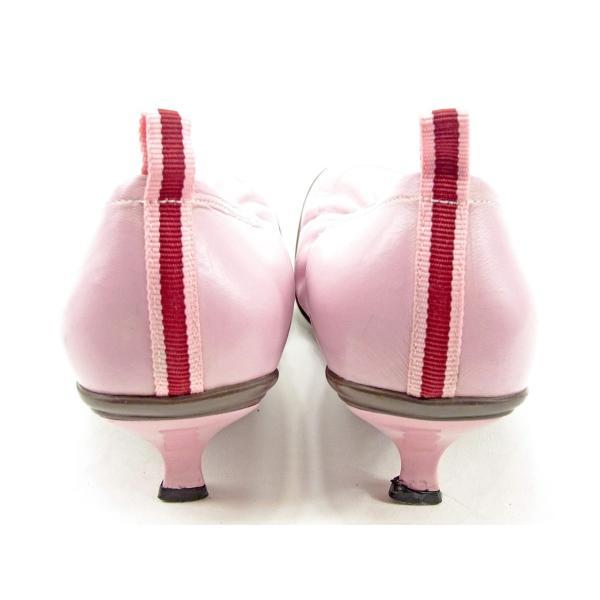 ミュウミュウ miumiu パンプス シューズ 靴 レディース #35 中古 人気 セール G1407