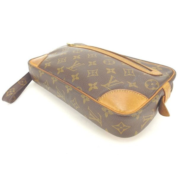 ルイヴィトン Louis Vuitton バッグ クラッチバッグ モノグラム マルリードラゴンヌGM レディース  Bag