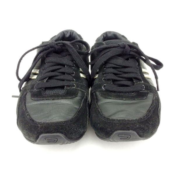 ディーゼル DIESEL スニーカー シューズ 靴 レディース ♯22.5 ローカット 中古 branddepot 02