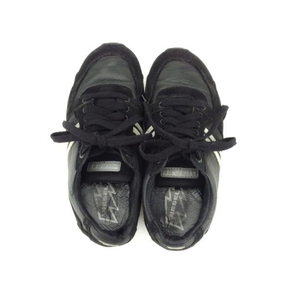 ディーゼル DIESEL スニーカー シューズ 靴 レディース ♯22.5 ローカット 中古 branddepot 03