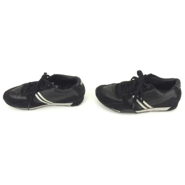 ディーゼル DIESEL スニーカー シューズ 靴 レディース ♯22.5 ローカット 中古 branddepot 05