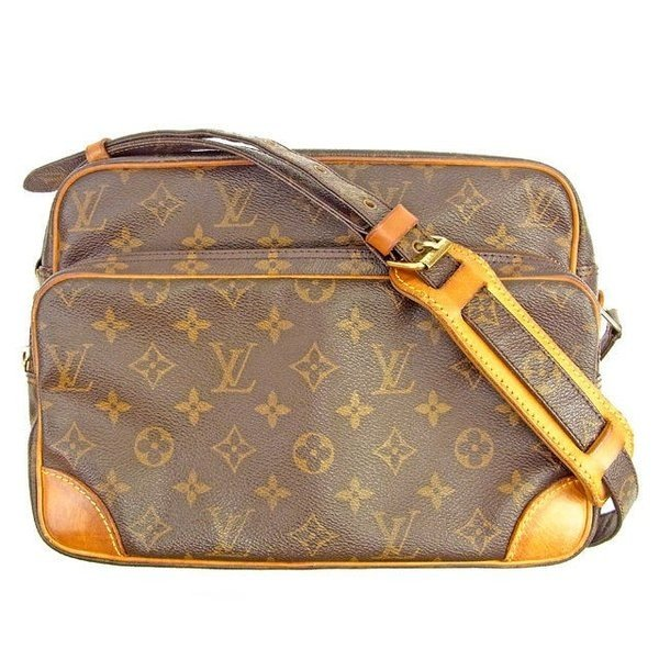 ルイヴィトン Louis Vuitton バッグ ショルダーバッグ モノグラム ナイル レディース 中古 Bag|branddepot