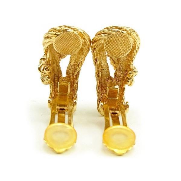 ディオール Dior イヤリング ゴールド レディース 中古 Earrings