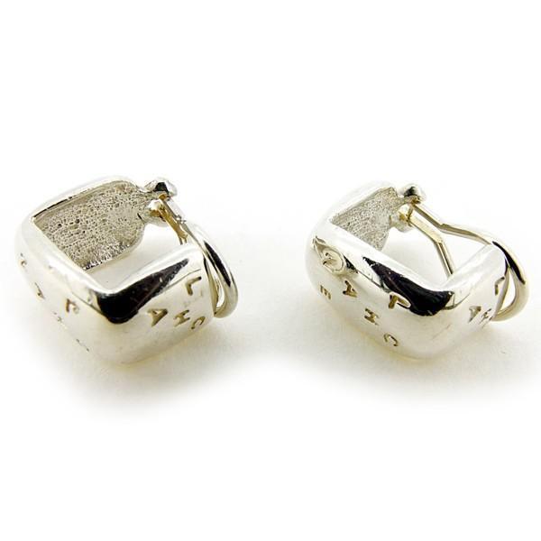シャネル Chanel イヤリング シルバー レディース メンズ 中古 Earrings