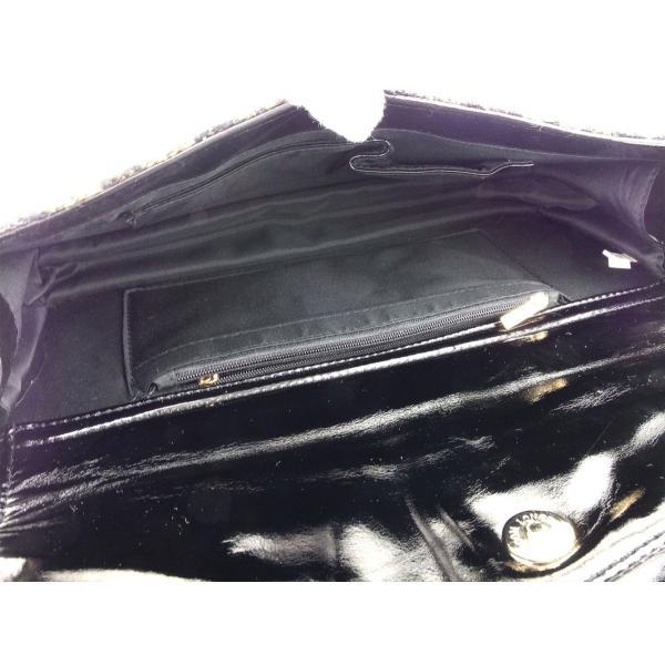 ピンキー&ダイアン Francesco Biasia バッグ ハンドバッグ ブラック ブラウン レディース  Bag