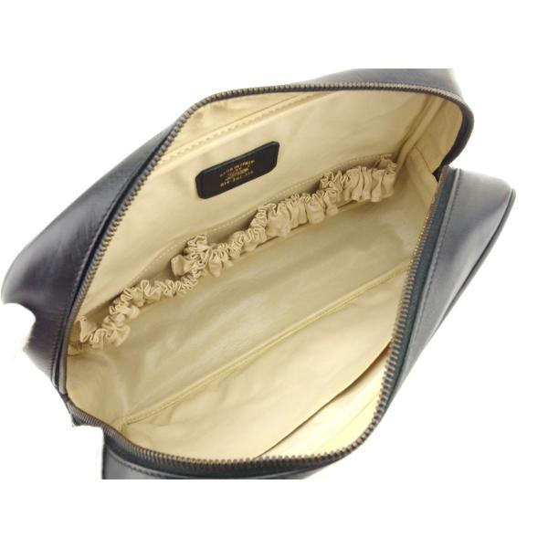 グッチ GUCCI クラッチバッグ セカンドバッグ レディース メンズ オールドグッチ ダブルG 中古 ヴィンテージ 良品 T7728