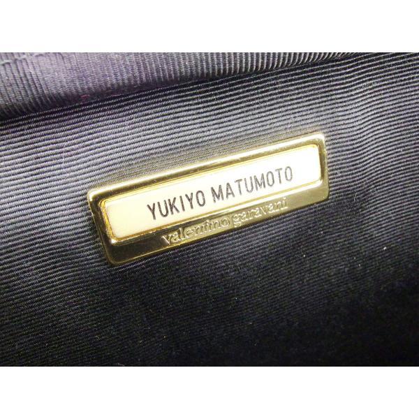 ヴァレンティノ ガラヴァーニ VALENTINO GARAVANI クラッチバッグ セカンドバッグ レディース メンズ ステッチ入り Vマーク 中古