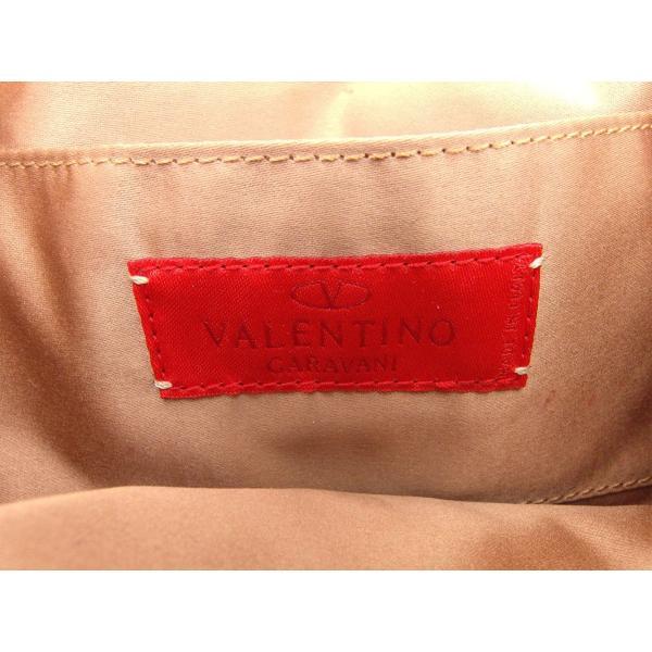 ヴァレンティノ ガラバーニ VALENTINO GARAVANI パーティーバッグ ワンショルダー レディース ビジュー  人気 良品 T8831
