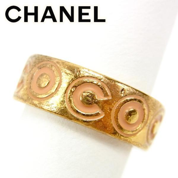 99e75caeda08 シャネル CHANEL 指輪 リング レディース ♯12号 COCOマーク 中古 ヴィンテージ 人気 T9479の画像