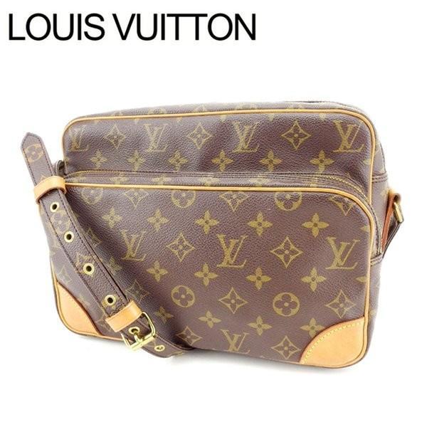 ルイヴィトン Louis Vuitton バッグ ショルダーバッグ モノグラム ナイル レディース 訳あり 中古 Bag