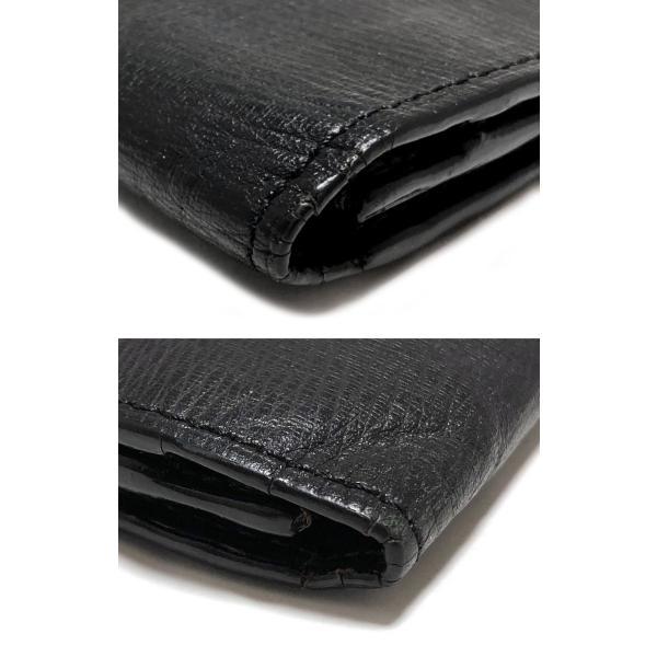 new concept afe72 66e02 バーバリー ブラックレーベル 長札入れ 長財布 ブラック 黒 財布 ...