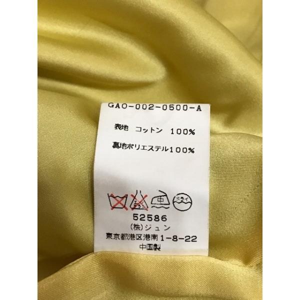アダムエロペ Adam et Rope トレンチコート サイズ36 S レディース カーキ 春・秋物       スペシャル特価 20180530|brandear|05