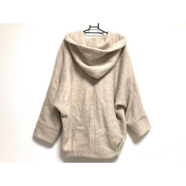 リズリサ LIZLISA コート サイズ0 XS レディース ベージュ ショート丈/冬物 新着 20200916|brandear|02