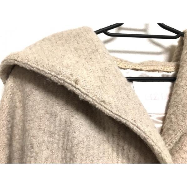 リズリサ LIZLISA コート サイズ0 XS レディース ベージュ ショート丈/冬物 新着 20200916|brandear|06