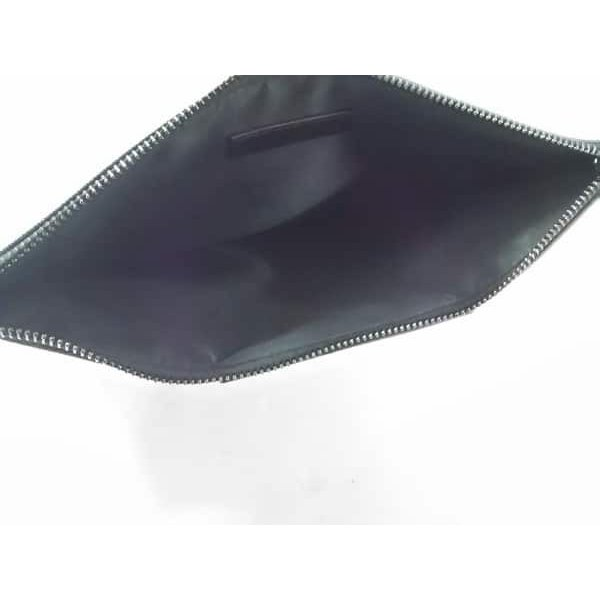 ジバンシー クラッチバッグ アンティゴナ 黒×ブラウン×マルチ バンビ PVC(塩化ビニール)    値下げ 20190220