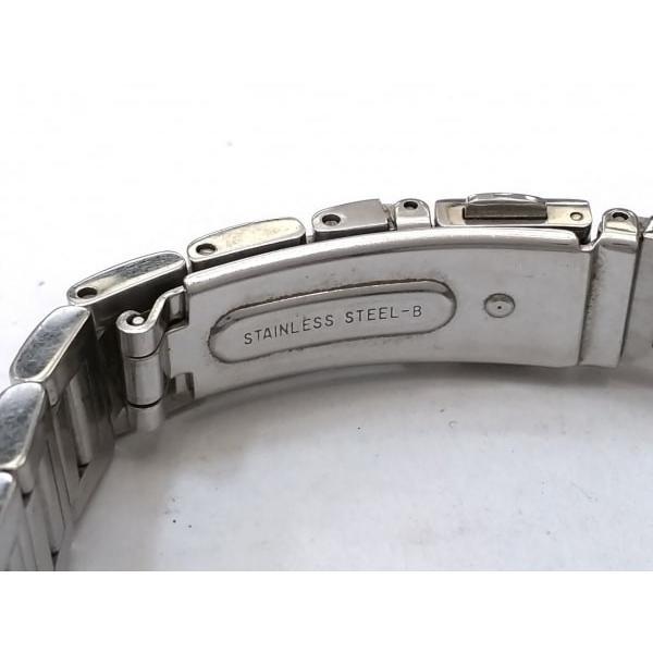 アニエスベー agnes b 腕時計 美品 - 7N82-0BM0 レディース レッド 新着 20190309