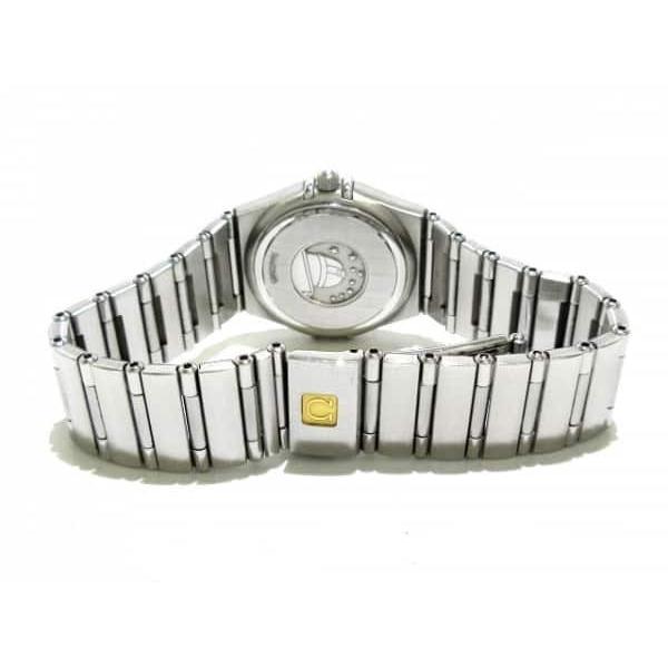 オメガ OMEGA 腕時計 コンステレーション 1572.3 レディース 白  値下げ 20190403