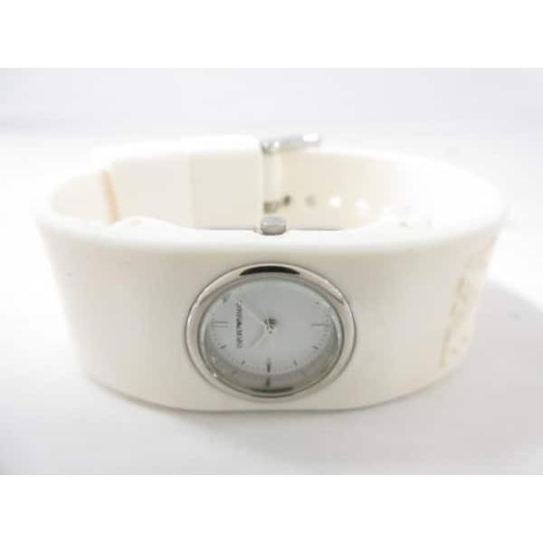 アルマーニ EMPORIOARMANI 腕時計 AR-1008 レディース 白  スペシャル特価 20190808|brandear|02