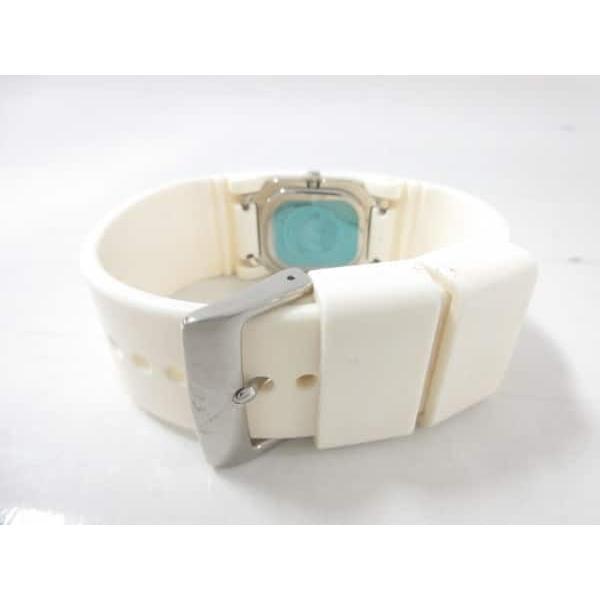 アルマーニ EMPORIOARMANI 腕時計 AR-1008 レディース 白  スペシャル特価 20190808|brandear|03