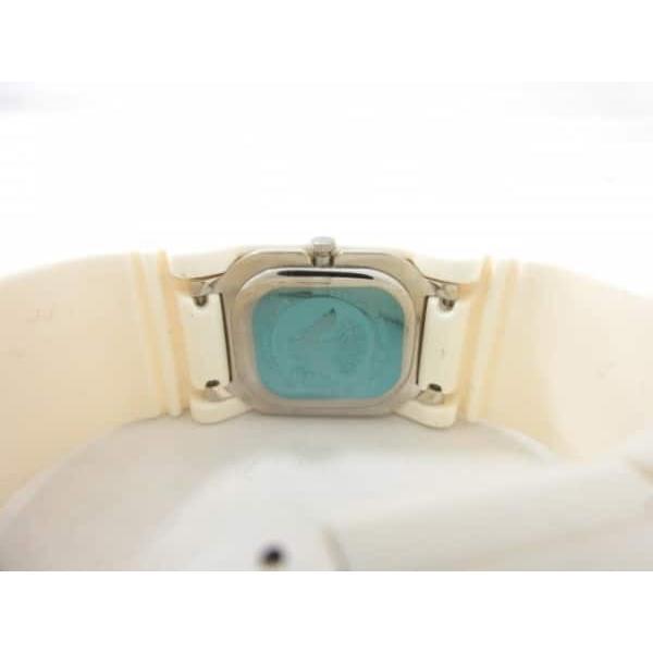 アルマーニ EMPORIOARMANI 腕時計 AR-1008 レディース 白  スペシャル特価 20190808|brandear|04