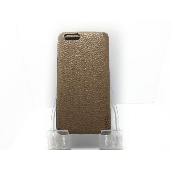 ボナベンチュラ BONAVENTURA 携帯電話ケース ベージュ 手帳型iPhoneケース レザー   スペシャル特価 20190907|brandear|02